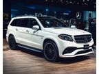 Обвес AMG GLS63 для Mercedes-Benz GLS (X166)